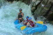 rafting chorro tour