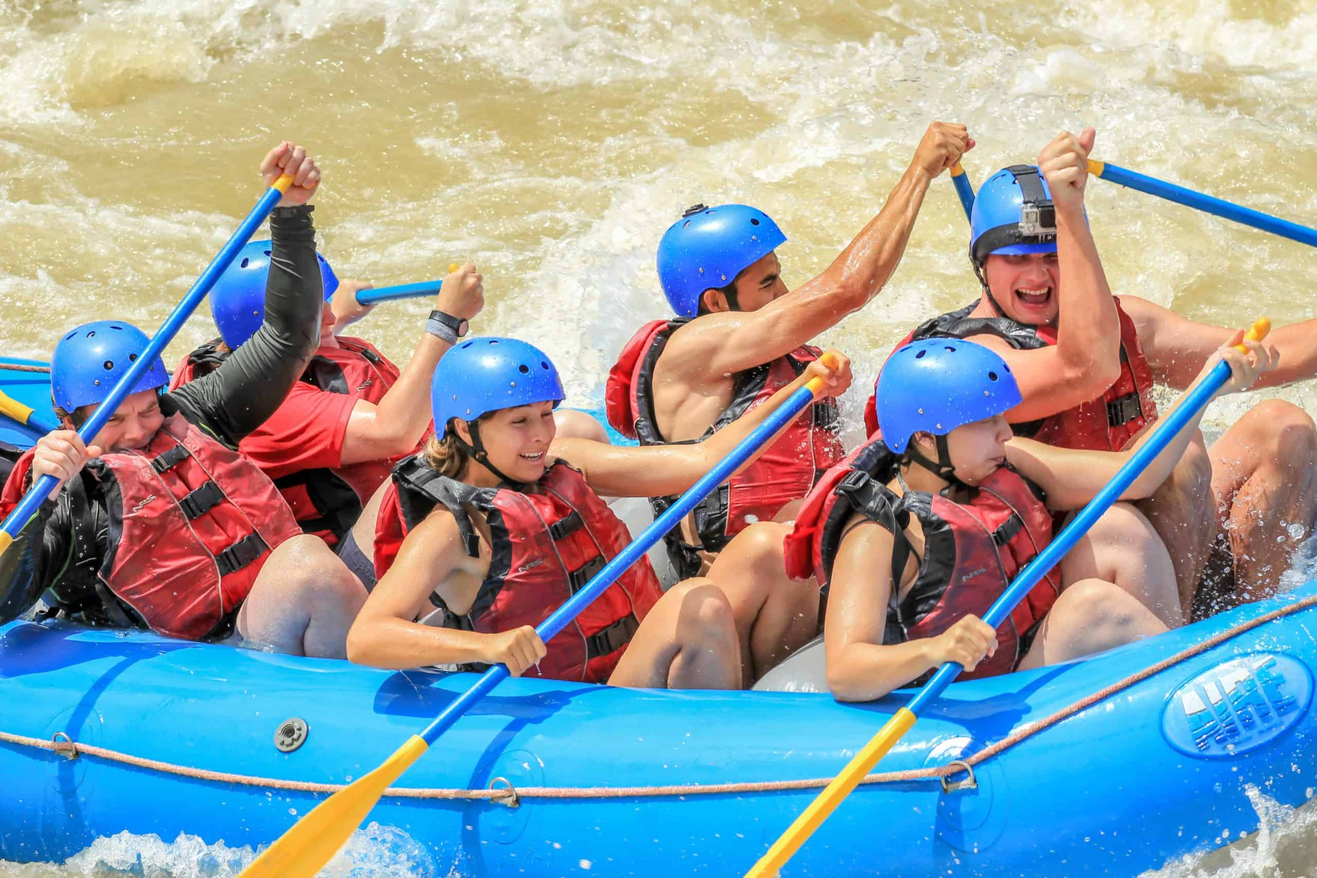 Naranjo Whitewater Rafting