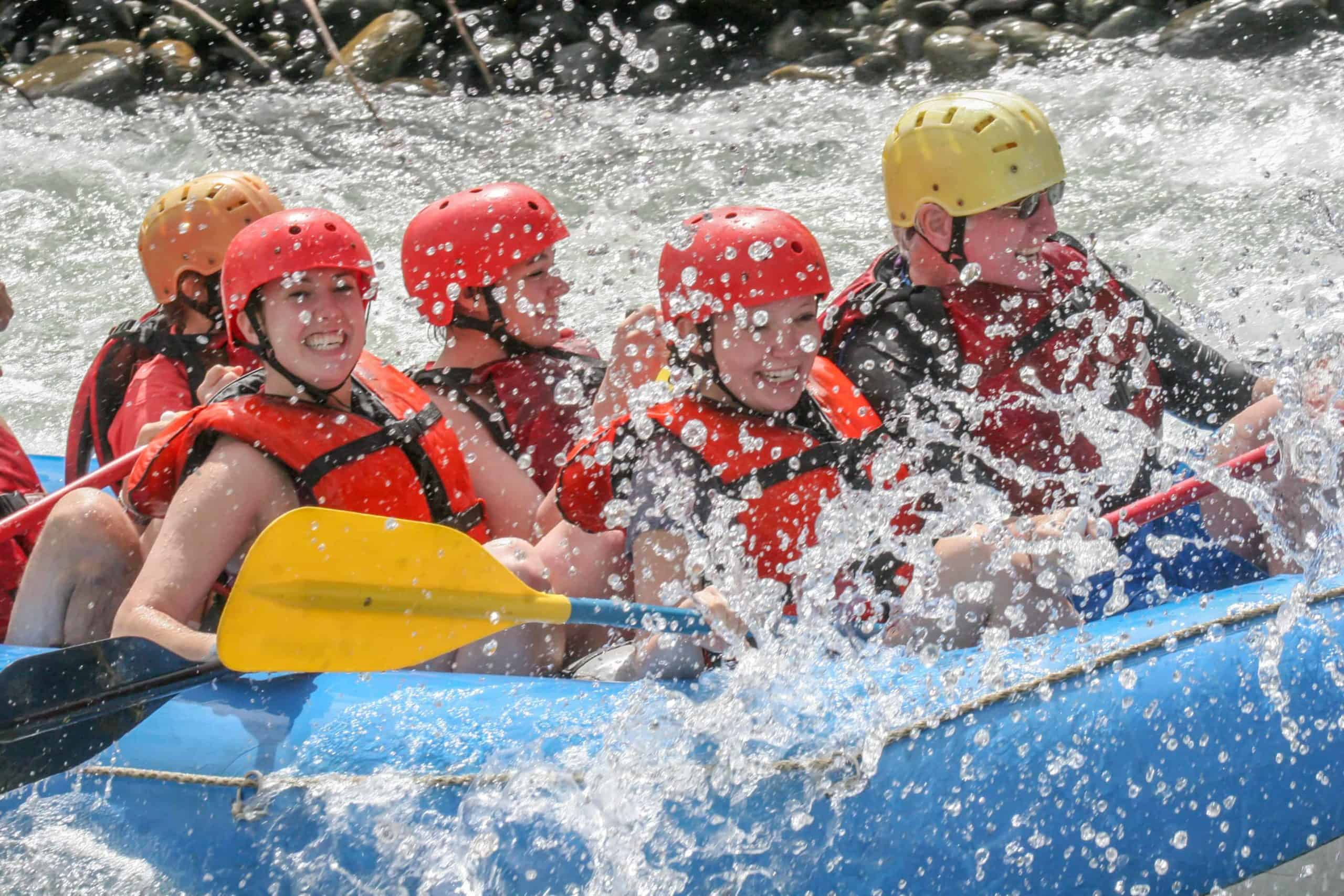 Savegre Whitewater Rafting